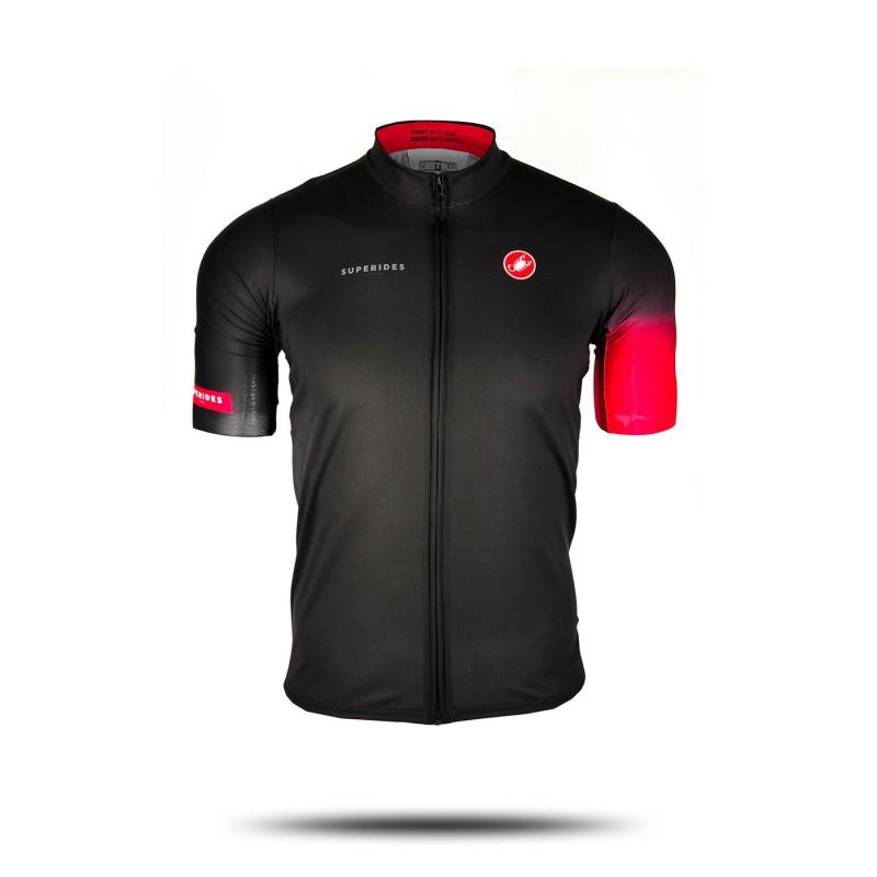 Maillot Superides Squadra Castelli HOMME - Triathlon Store