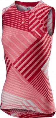 Maillot De Corps Pro Mesh Femme Sm Castelli FEMME - Triathlon Store