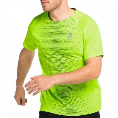 Maillot essential print Odlo HOMME - Triathlon Store