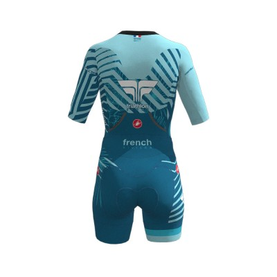 Trifonction Castelli All Out femme x French riviera - Bicycle Store