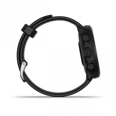 Montre Forerunner 55 noire Garmin UNISEXE - Triathlon Store
