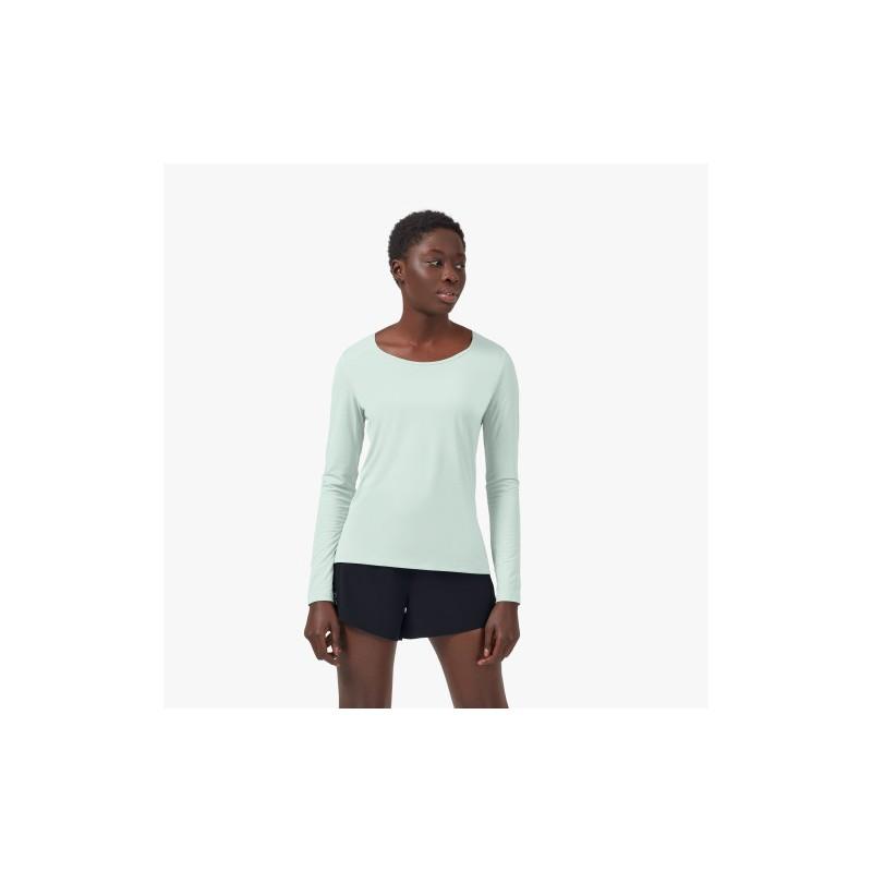 Tee shirt long Performance femme On Running ON RUNNING - 5